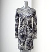 Simply Vera Vera Wang Floral Lace Dress