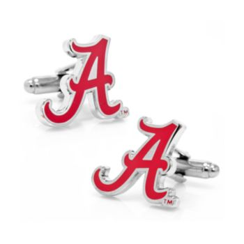 Alabama Crimson Tide Cuff Links