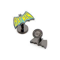 Batman Vintage Logo Cuff Links