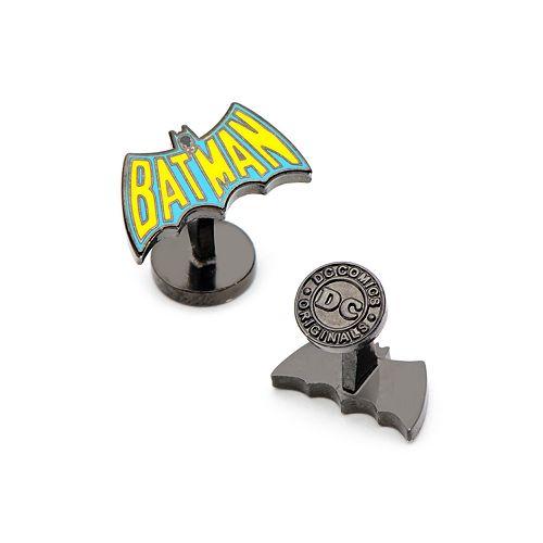 Batman Vintage Logo Cuff Links