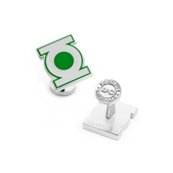 The Green Lantern Cuff Links