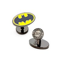 Batman Classic Logo Cuff Links