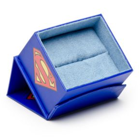 DC Comics Superman Shield Cuff Links