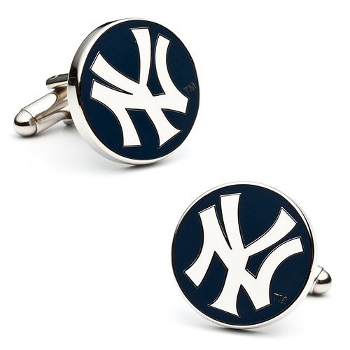 New York Yankees Cuff Links