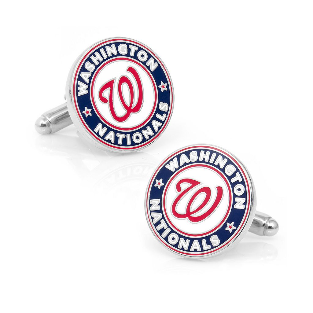 Washington Nationals Cuff Links