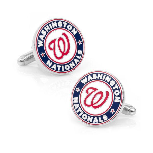 Washington Nationals Cuff Links