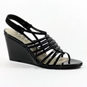 New York Transit Joyful Wedge Sandals - Women