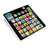 Smooth Touch Alphabet Tablet by Kidz Delight