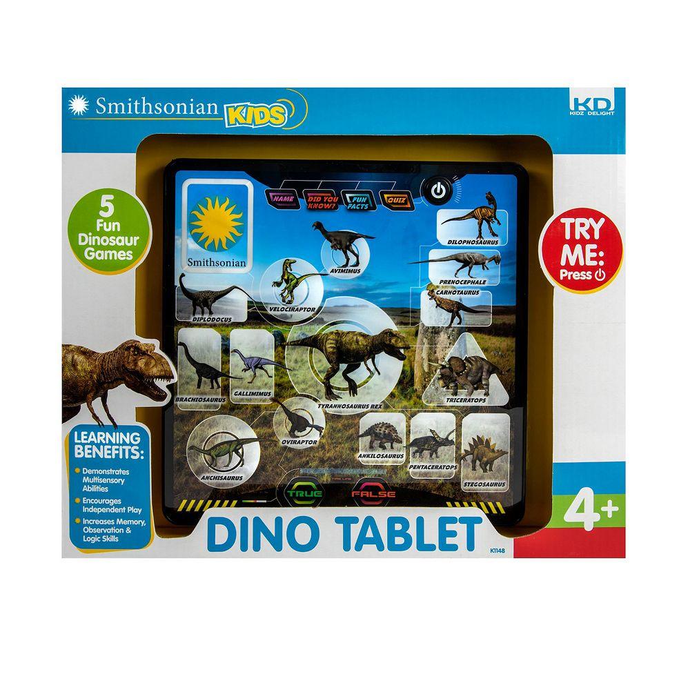 Smithsonian Kids Dino Tablet by Kidz Delight