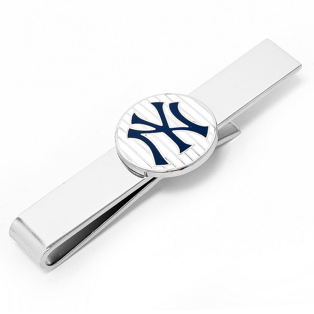 New York Yankees Pinstripe Tie Bar