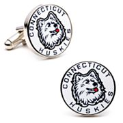 UConn Huskies Cuff Links
