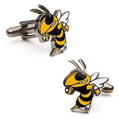 Georgia Tech Yellow Jackets Cuff Links