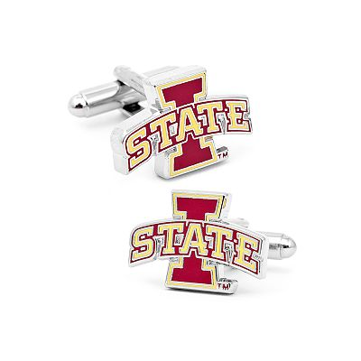 Iowa State Cyclones Cuff Links