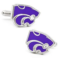Kansas State Wildcats Cuff Links