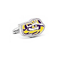 LSU Tigers Cuff Links