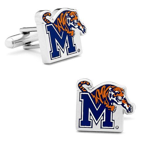Memphis Tigers Cuff Links