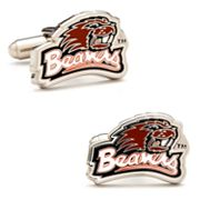 Oregon State Beavers Cuff Links