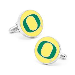 Oregon Ducks Cuff Links