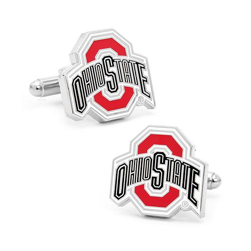 Ohio State Buckeyes Cuff Links