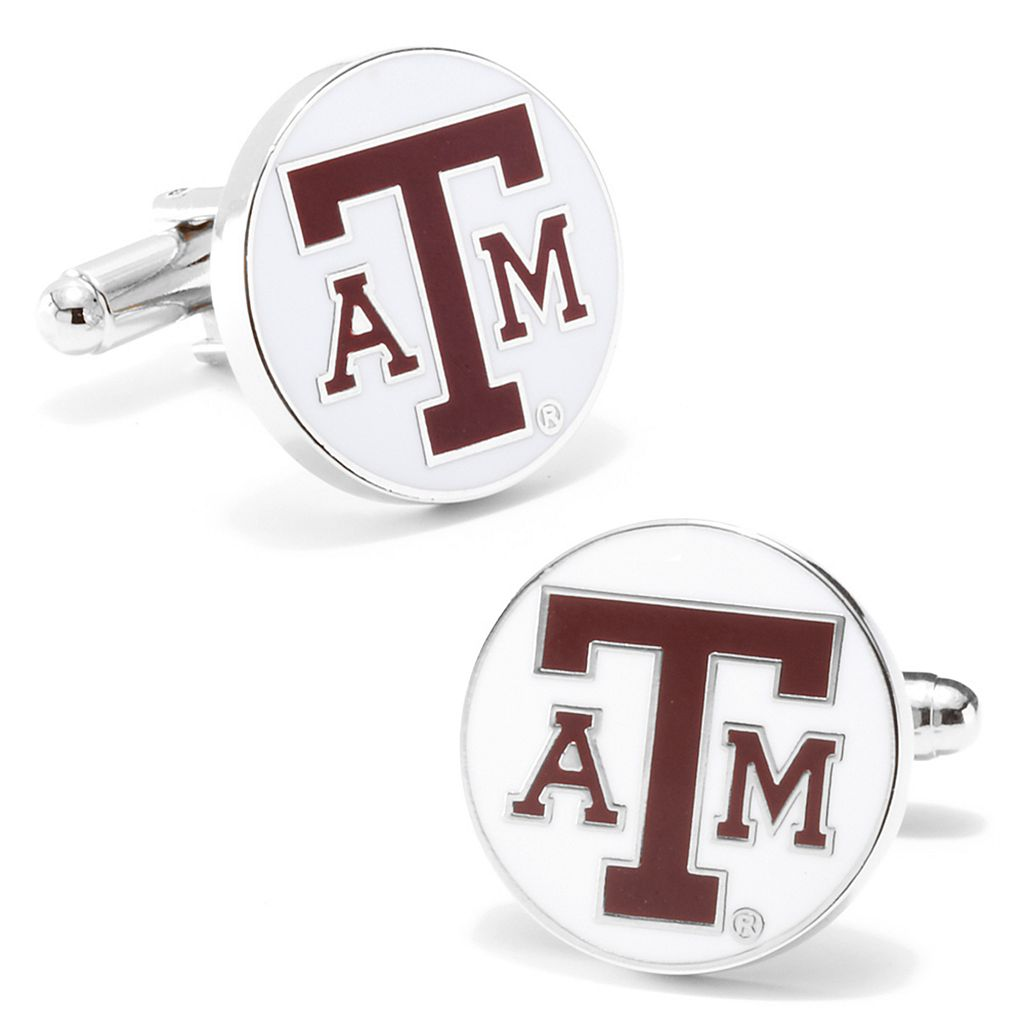 Texas A&M Aggies Cuff Links