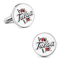 Tulsa Golden Hurricane Cuff Links