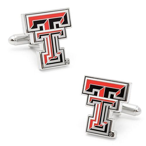 Texas Tech Red Raiders Cuff Links