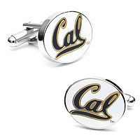 California Golden Bears Logo Cuff Links