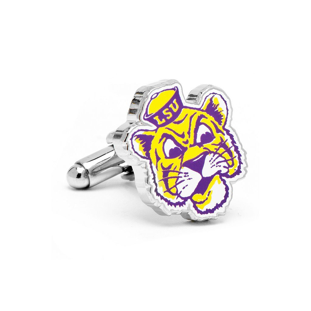 LSU Tigers Cuff Links
