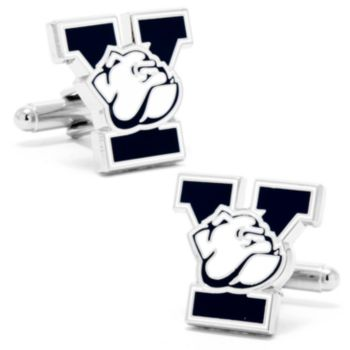 Yale Bulldogs Cuff Links
