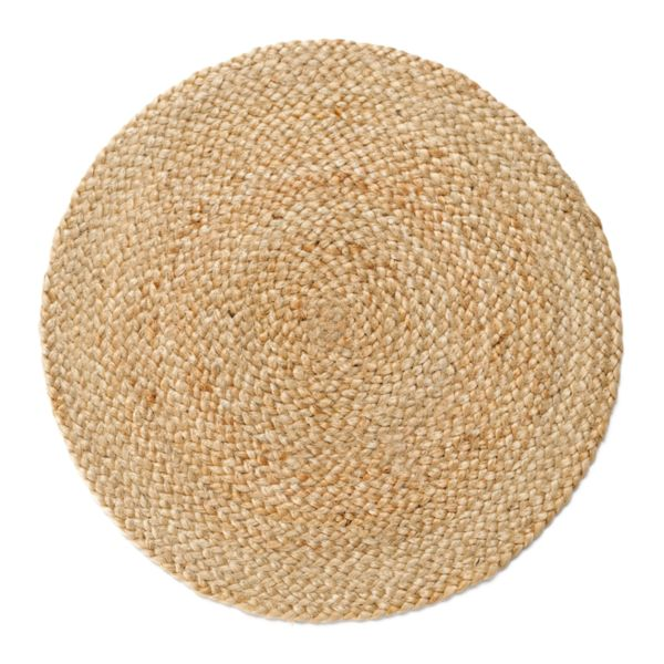 Jute Round Placemat