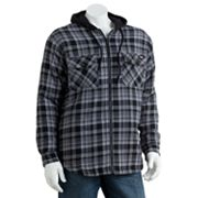 Dickies Hooded Flannel Shirt - Men