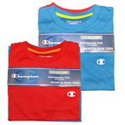 Champion Double Dry 2-pk. Performance Tee - Boys 8-20