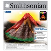 Smithsonian Glow-in-the-Dark Giant Volcano Kit by NSI