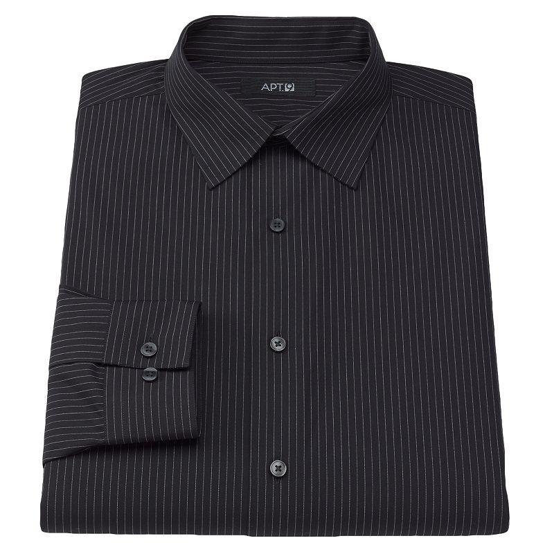 Slim fit dress shirt kohl 39 s for Apartment 9 dress shirts