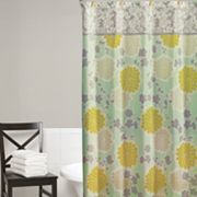 Home Classics Flower Shower Curtain