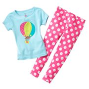 Carter's Hot Air Balloon Monkey Pajama Set - Baby