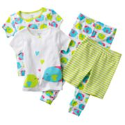 Carter's Fish Pajama Set - Baby