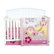 Trend Lab Storybook Princess 3-pc. Crib Set