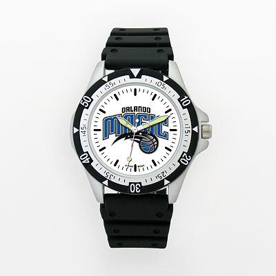 LogoArt Orlando Magic Silver Tone Resin Watch - MAG135 - Men