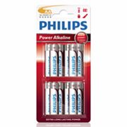 Philips 12-pk. AA Power Alkaline Batteries