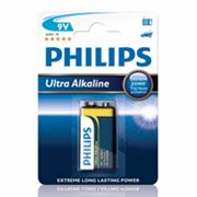 Philips 9V Ultra Alkaline Battery