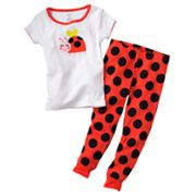Carter's Ladybug Polka-Dot Pajama Set - Toddler
