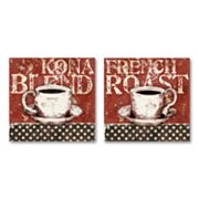 Morning Cup 2-pc. Wall Art Set