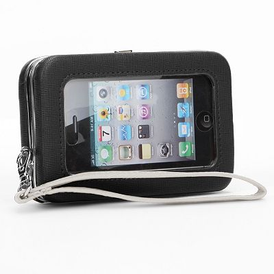 Apt. 9 Touch N Go iPhone 4/4S Wristlet Case
