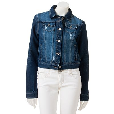 Mudd Denim Jacket - Juniors