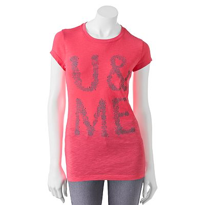 Mudd U and Me Tee - Juniors