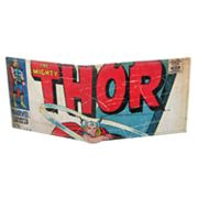Marvel The Avengers Thor Leather Slimfold Wallet
