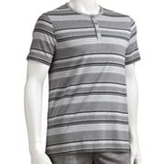 Tony Hawk Striped Henley - Men