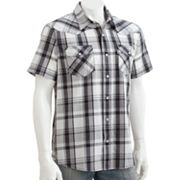 Levi's Ceredo Plaid Western Button-Down Shirt - Men