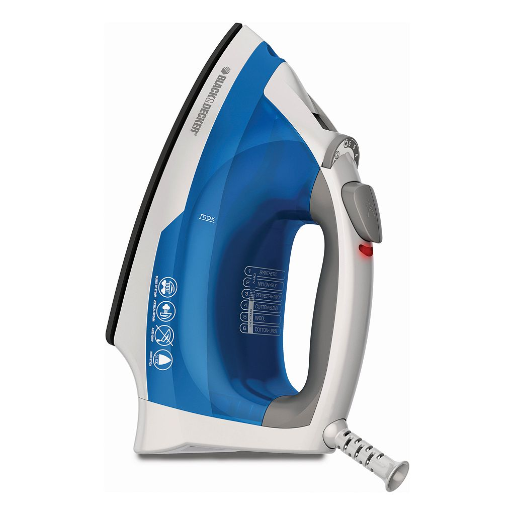 Black and Decker Easy Steam Iron